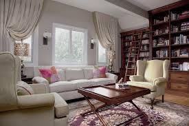 BreathtakingDraperyHoldbacksDecoratingIdeasImagesinFamily - Family room curtains ideas
