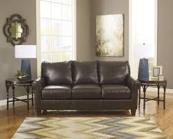 buy nastas durablend bark full sofa sleeper by benchcraft from