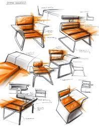 furniture design sketches drk architects