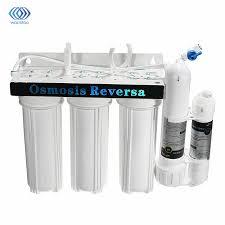 depuratore acqua rubinetto famiglia 5 stadi depuratore di acqua tre nucleo filtro rubinetto