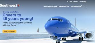 southwest airlines black friday sale happy birthday southwest 3 day fare sale to save money on new and
