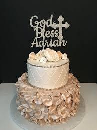 16 best baptism cake topper images on pinterest christening cake