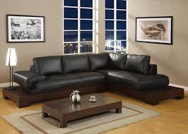 exclusive idea 12 black leather sofa living room ideas home