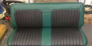 Classic Ford Truck Bench Seats - custom bench seats militariart com