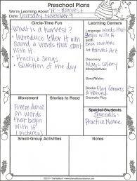 printable preschool lesson plans elipalteco