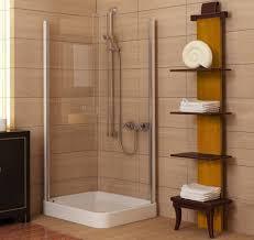outstanding wooden shelves glass shower door stainless steel hand bathroom outstanding wooden shelves glass shower door stainless steel hand oak laminated floor black