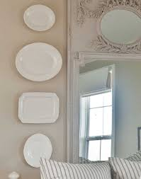 How To Hang A Wall Mirror Best 25 Hanging Plates Ideas On Pinterest Plates On Wall Plate