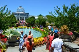 Ginter Park Botanical Gardens Genworth Free Community Day Lewis Ginter Botanical Garden