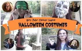Harry Potter Character Inspired Costumes Youtube