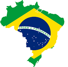map of brazil file map of brazil with flag svg wikimedia commons