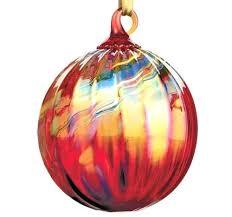 blown tree ornaments cornwall blown