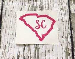 of south carolina alumni sticker south carolina decal south carolina car decal sc