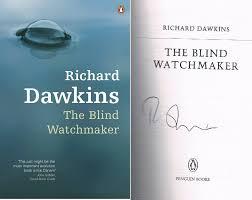 Richard Dawkins Blind Watchmaker Fundraiser U2013 Silent Auction
