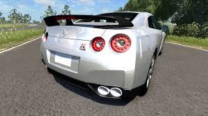Nissan Gtr Truck - gt r r35 spec v for beamng drive