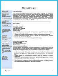 sample resume for entry level financial analyst position