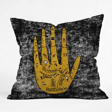holli zollinger the alchemist throw pillow deny designs home