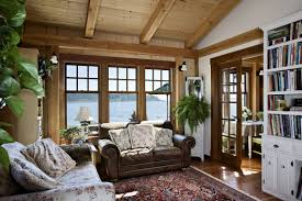 modern cabin interior interior natural nice design of the modern cabin design that has