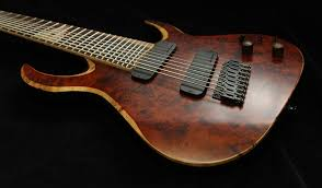9 string fanned fret late ngd waghorn corax w9 fanned fret 9 string sevenstring org