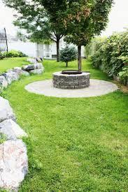 Backyard Fire Pit Ideas Landscaping by 117 Best Backyard Fire Pits Images On Pinterest Backyard Fire
