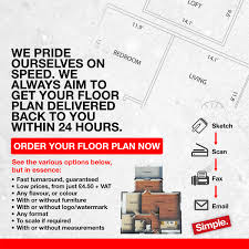 floor plan sketch and draw service available options 2d coloured floor plan