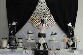 60th birthday decorations 60th birthday decorations black and white criolla brithday