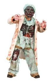 Halloween Costumes Party Boys Teen Boys Big Bruiser Punk Zombie Costume Zombie Costumes