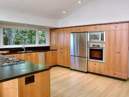 bamboo kitchen cabinets fresher and more natural to build