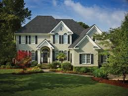 cape style house gaf camelot ii shingle photo gallery