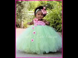 beautiful tutu dresses in blue green and yellow baby diva