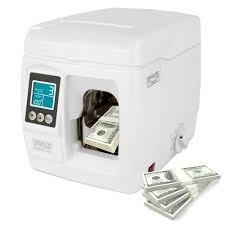 pyle prmbn200 home and office currency handling money counters