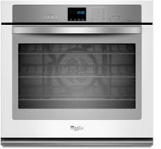 Toaster Oven Under Counter Whirlpool Wos92ec0ah 30 Inch Single Electric Wall Oven With True