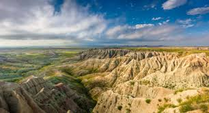 Badlands National Park Map Badlands National Park Visit The Usa