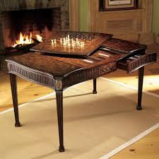 game table chess table and chairs cool house ideas pinterest