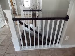 Stair Banister Rails Stair Banister Renovation Using Existing Newel Post And Handrail