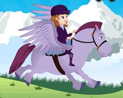 play sofia flying horse sofia games
