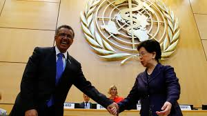 tedros taiwan and trump what they tell us about china u0027s growing