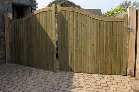 Curved Trellis Fence Panels Garden Fence Panels Timber Fences Decking Boards