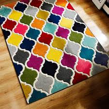 The Rug Seller Spectrum Limbo Multicoloured Rugs Free Uk Delivery The Rug Seller