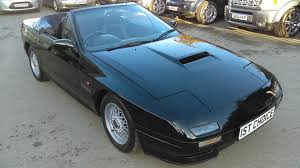 who owns mazda used mazda rx 7 rx7 turbo convertible 1 lady owner just 27000