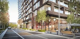 riverside square lofts queen u0026 broadview toronto floor plans