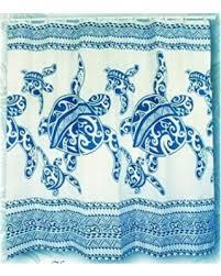 Hawaiian Curtain Fabric Amazing Holiday Shopping Savings On Hawaiian Fabric Shower Curtain
