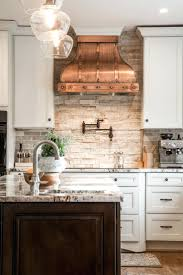 Beautiful Kitchen Backsplash Brick Tile Kitchen Backsplash Best Painted Brick Ideas On White