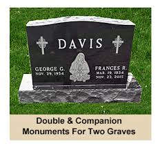 monuments for monuments for families in erie and northwestern pa