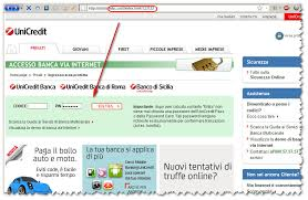 unicredit login edgar s tools phishing unicredit 28 dicembre