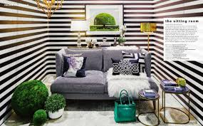 sartorial interiors in this month u0027s home design magazine