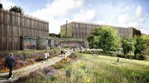 tate residences floor plan tate harmer reveals plans for 8 5 million hotel at the eden project