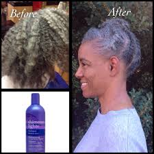 clairol shimmer lights before and after grey hair is handled with shimmer lights by clairol big hair