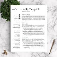 modern resume exles for nurses 180 best professional resume templates images on pinterest