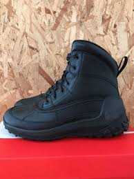 s boots in size 12 nike kynwood mens boot size 12 862504 001 black ebay
