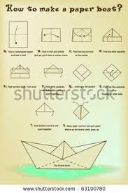 How To Make Boat From Paper - paper boat mobile search mobiles bonfire